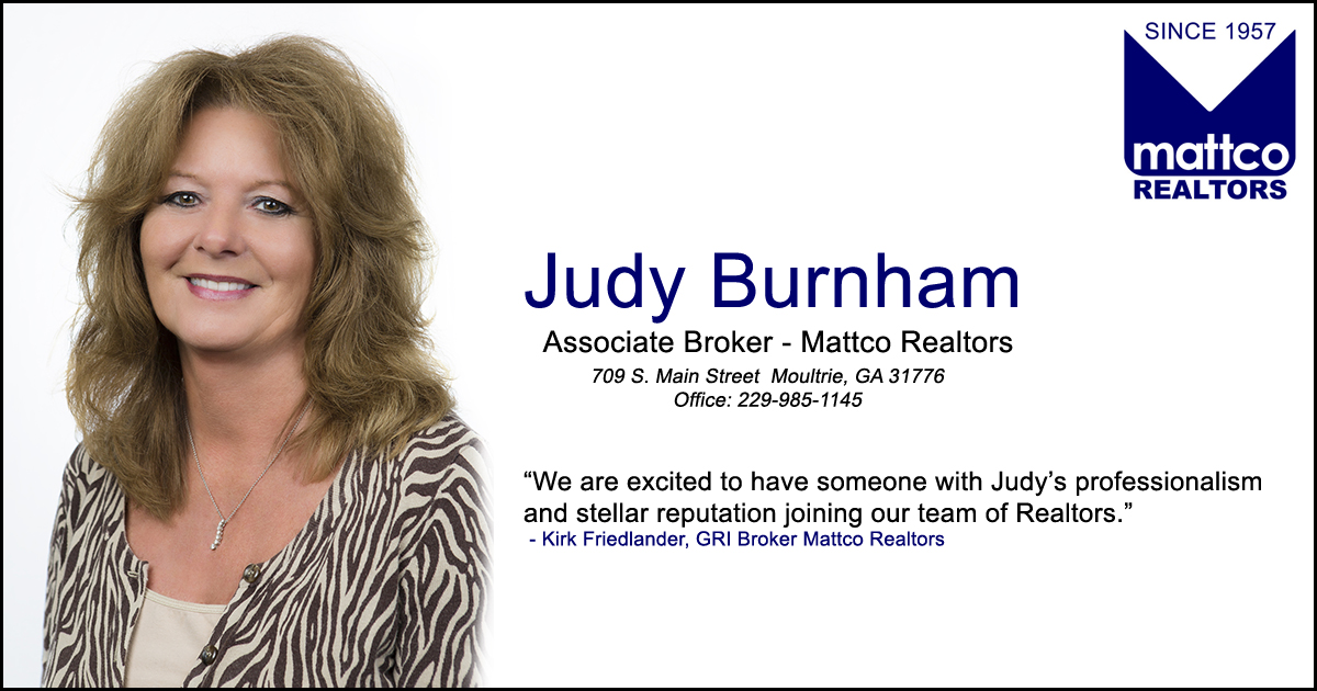 Judy Burnham Joins Mattco